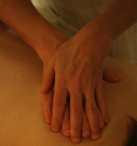 ryggmassage