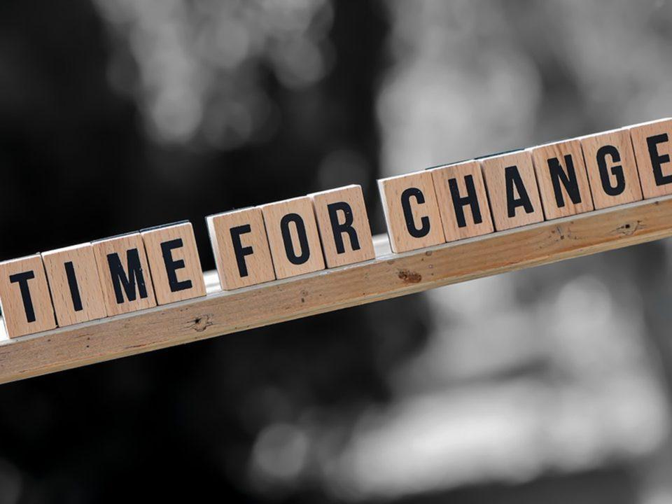 GROW- en förändringsresa i fyra steg